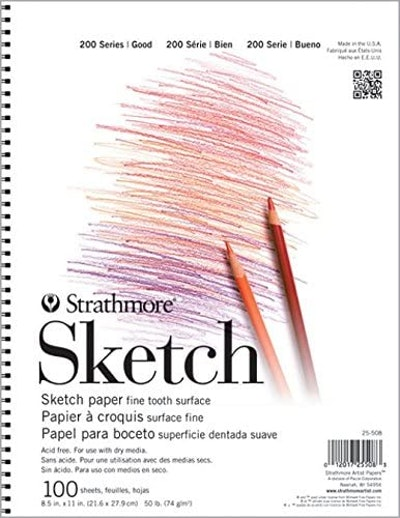 Strathmore Sketchpad