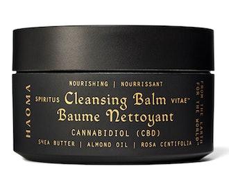Nourishing Cleansing Balm with CBD