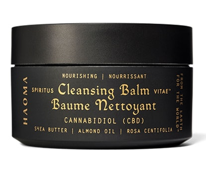 Nourishing Cleansing Balm with CBD