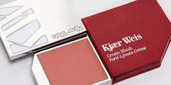 Kjaer Weis' new Red Edition packaging is recyclable, compostable, and refillable