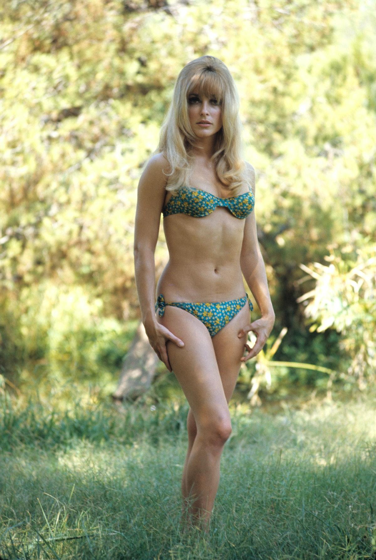 Sharon Tate Bikini