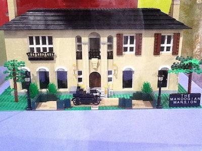 LEGO Custom Buildings