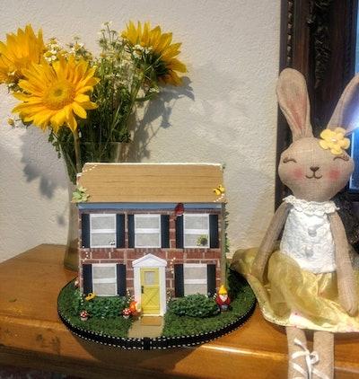 Custom Made Miniature House