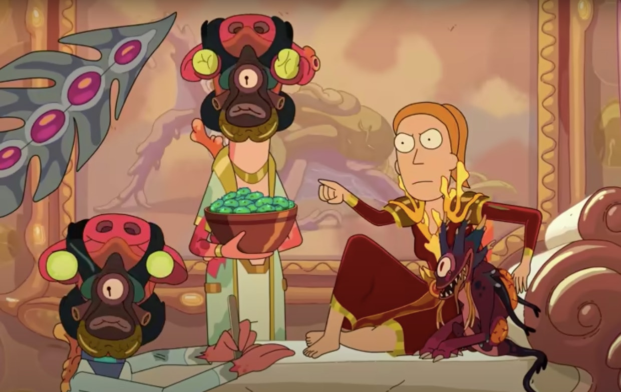 Rick And Morty Season 4 Episode 7 Proves Yet Again That Summer S The Best