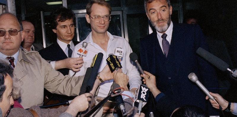 Bernard Goetz in Trial by Media