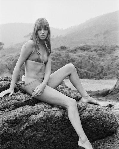 Jane Birkin Bikini