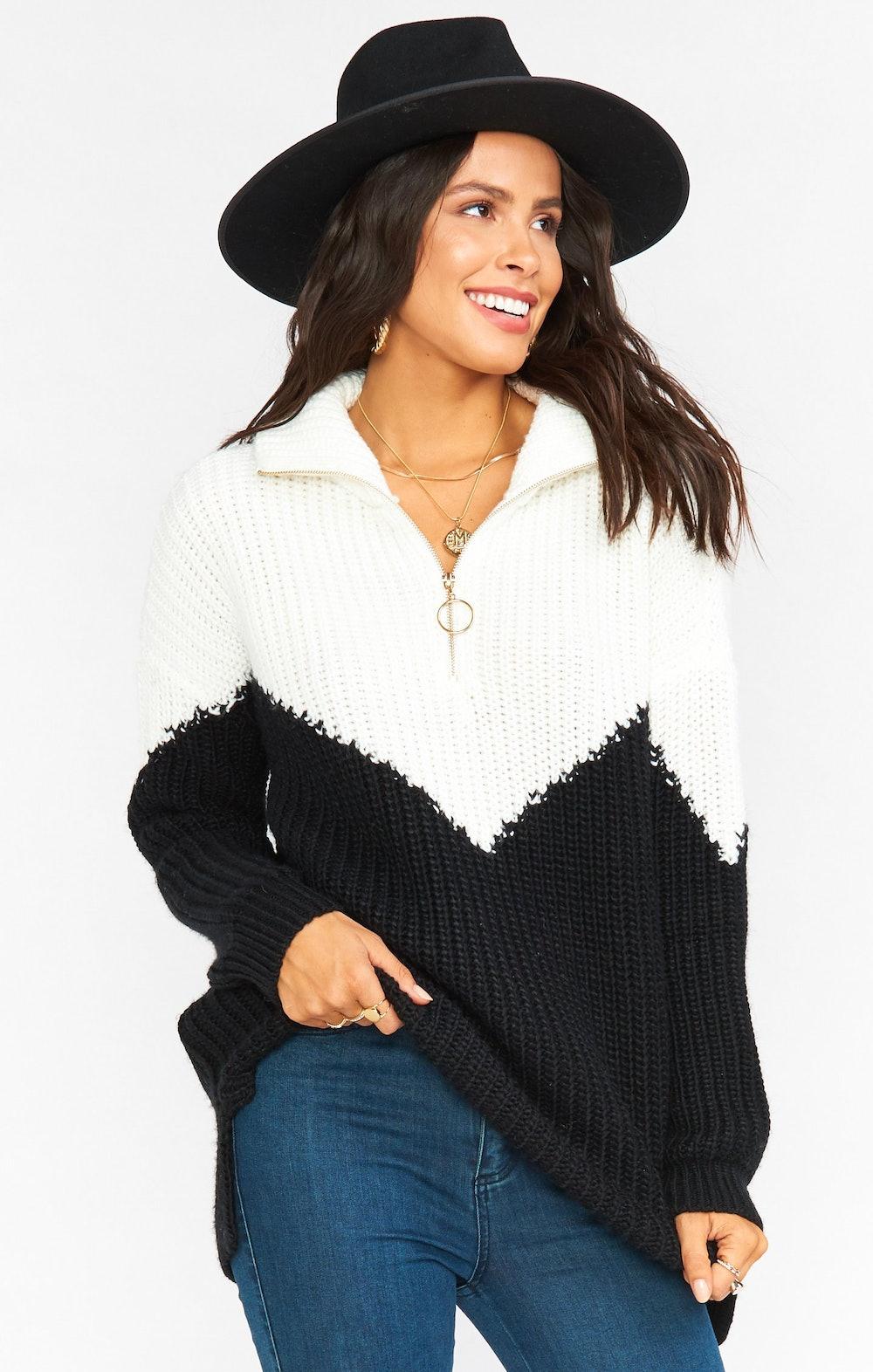 Weston Half Zip Pullover