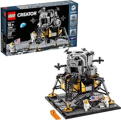 LEGO Creator Expert NASA Apollo 11 Lunar Lander Building Kit