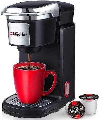Mueller Austria Pro Single Serve Coffee Maker