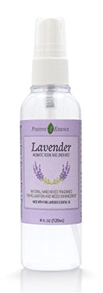 Positive Essence Lavender Pillow and Room Spray