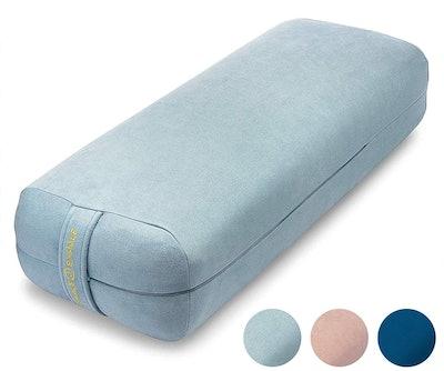 Ajna Yoga Bolster Pillow