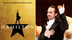 Hamilton the musical is coming to Disney+ this summer.