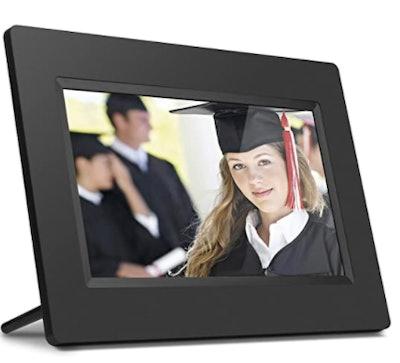 Aluratek 7 Inch LCD Digital Photo Frame