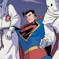 Superman crushed the KKK in 1946. Here's why he's doing it again in 2020.