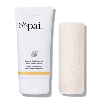 Pai Rosehip BioRegenerate Rapid Radiance Mask + Cloth
