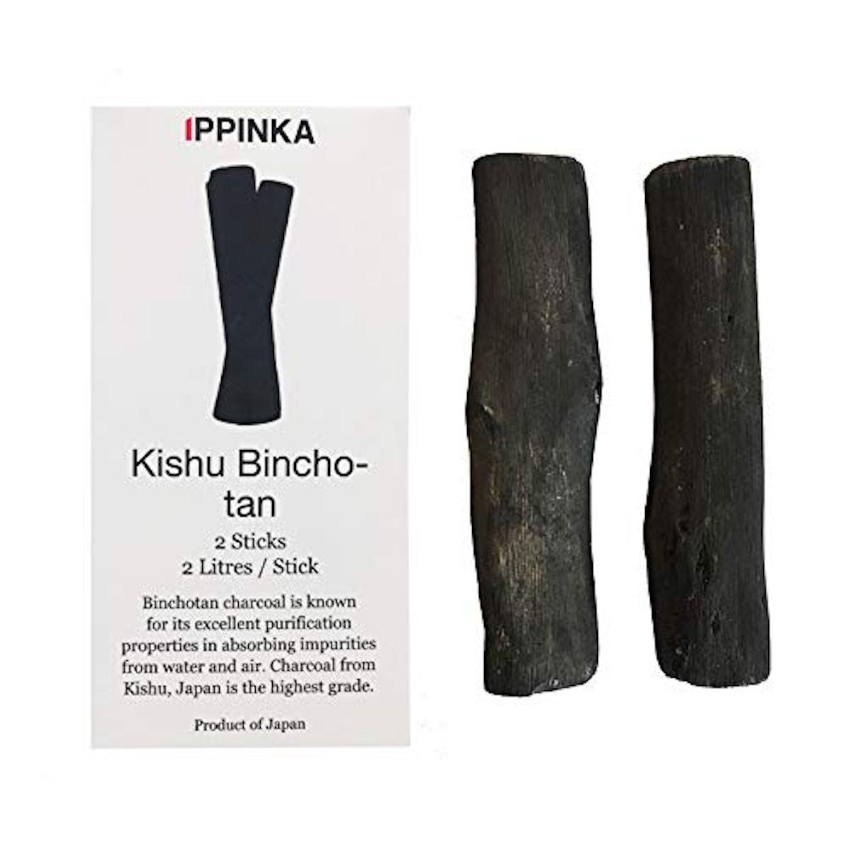 Kishu Binchotan Charcoal Sticks