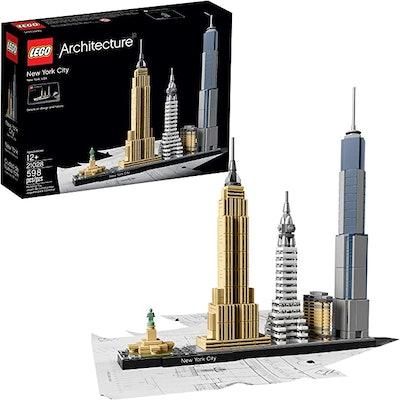 LEGO Architecture New York City Skyline Model Kit