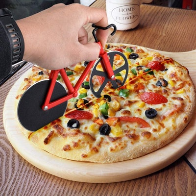 Ninonly Bicycle Pizza Cutter