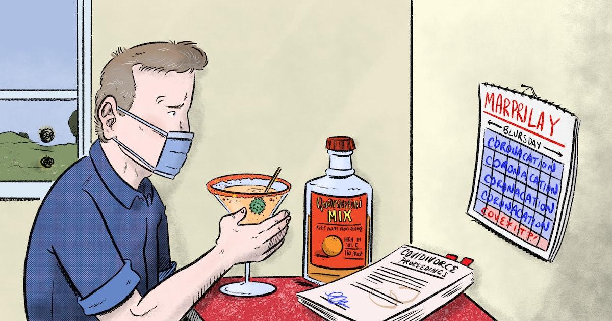 'Iso', 'boomer remover' and 'quarantini': how coronavirus is changing language