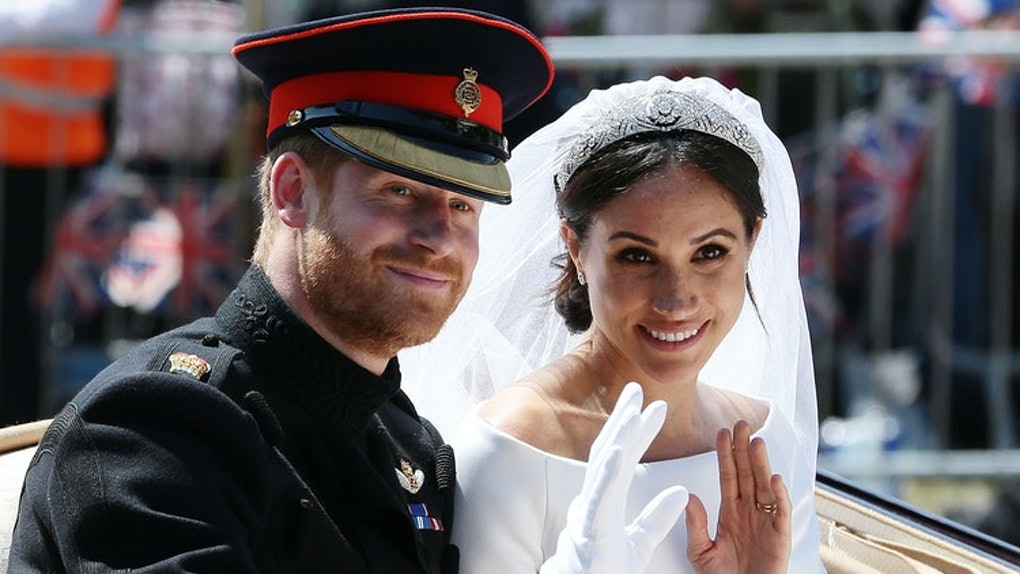 Why did Prince Harry marry Meghan Markle? Diana's former butler says they have a lot in common.