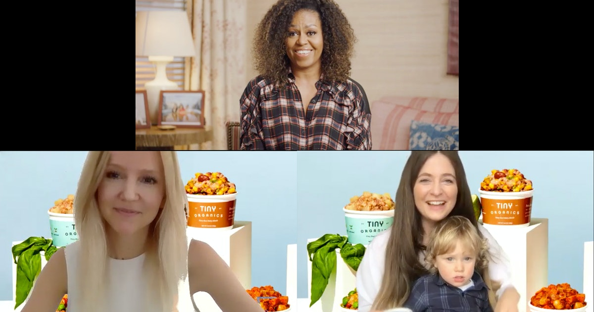 This Amazing Michelle Obama-Inspired Baby Food Is Helping Hungry Families