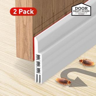 Holikme Door Draft Stopper (2-Pack)