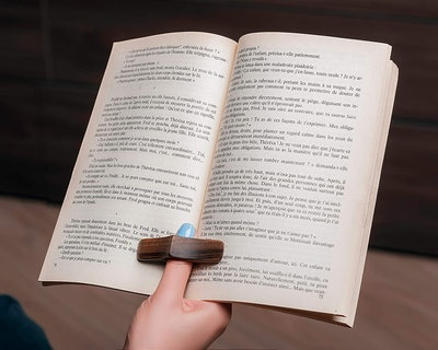 TILISMA Book Page Holder