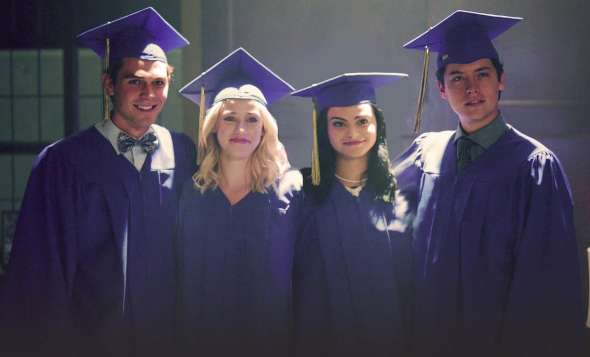 'Riverdale' fans think Season 5 will have a time jump after high school graduation.