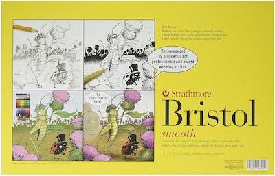 Strathmore Bristol 346-1 Paper 300 Series