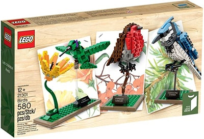 LEGO Ideas Birds Model Kit