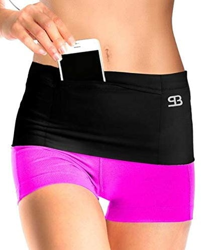 Stashbandz Running Belt with Pocket