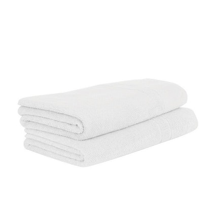 Bamboo and Cotton Bath Towels