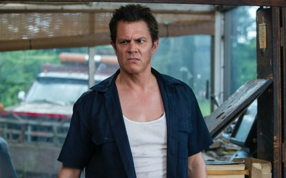 Johnny Knoxville as C.J. in 'Unbreakable Kimmy Schmidt: Kimmy vs. the Reverend'