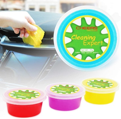 CHEERS DEVICES Cleaning Gel (4-Pack)
