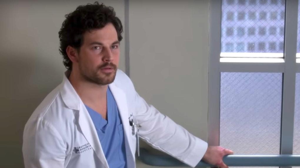 DeLuca on 'Grey's Anatomy'