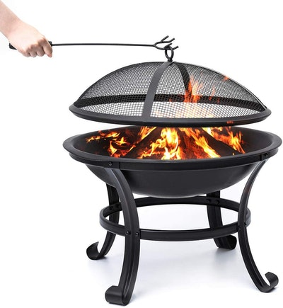 KINGSO Outdoor Fire Pit