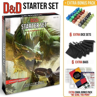 Dungeons and Dragons Starter Set 5th Edition