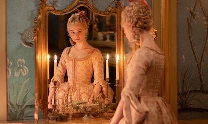 Catherine II (Elle Fanning) in 'The Great'