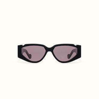 Off Record Sunglasses Jet Black