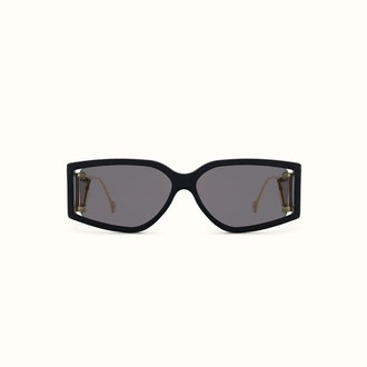 Classified Sunglasses Black Gold