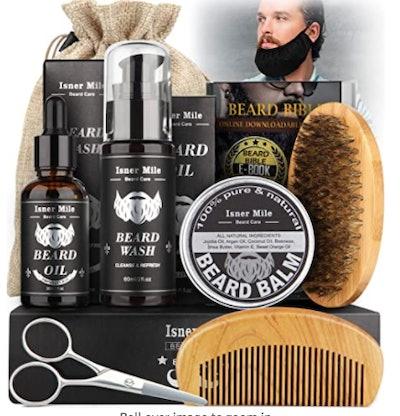 Isner Mile Beard Kit for Men
