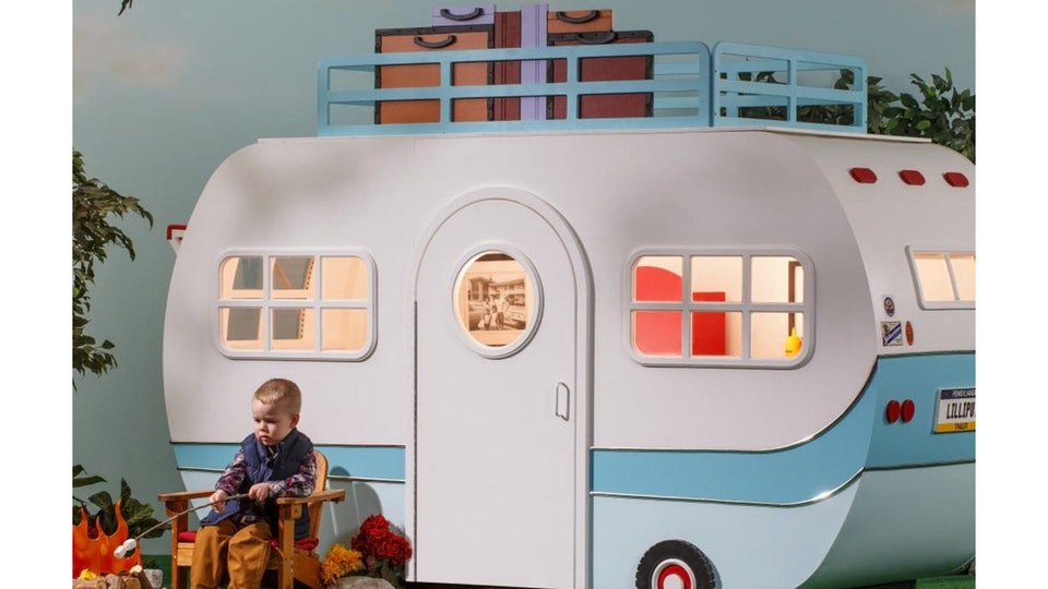retro play camper