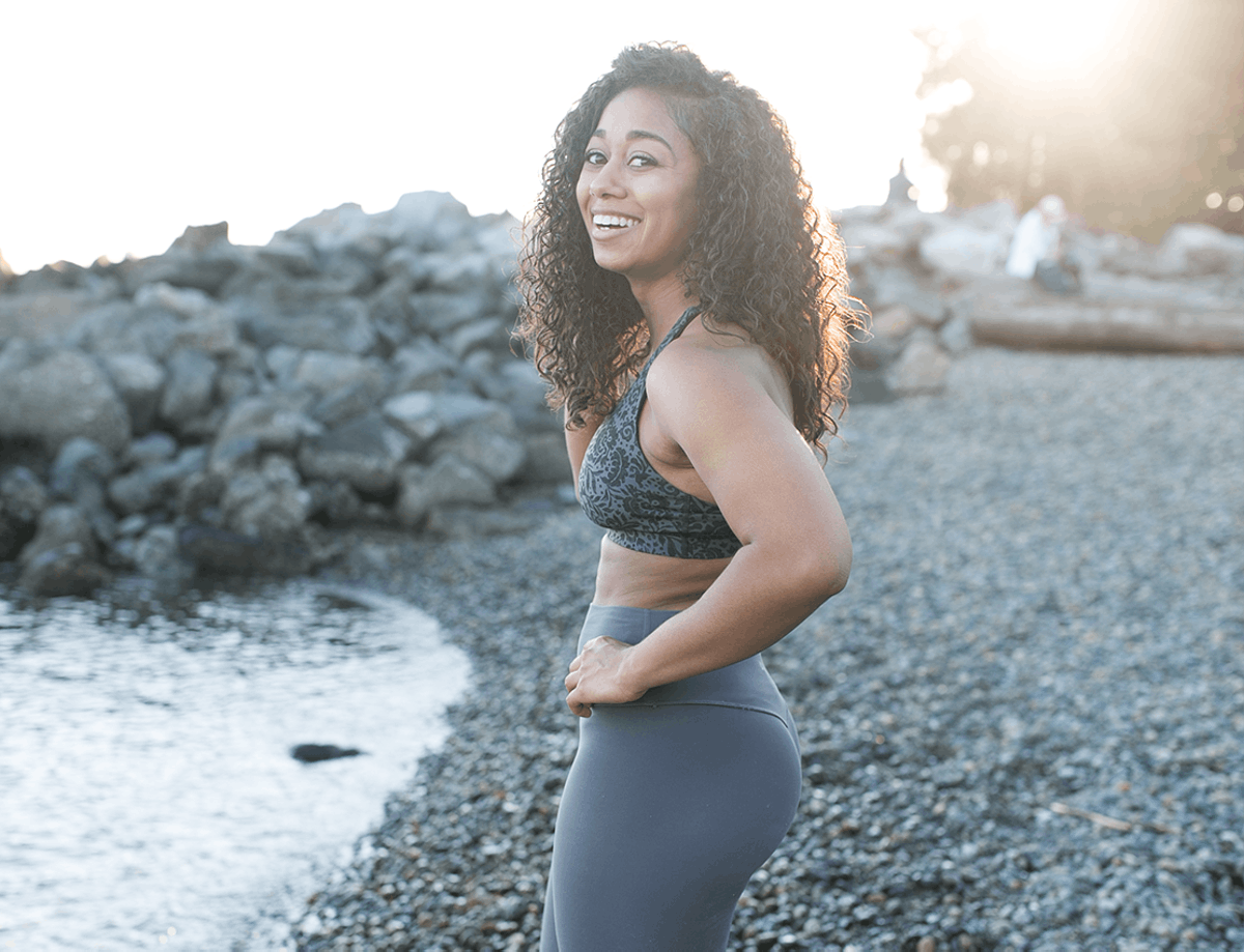 Lestraundra Alfred is creating a digital wellness space for women of color.