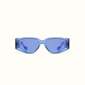 Off Record Sunglasses Cosmic Blue