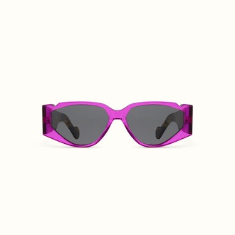 Off Record Sunglasses Candy Pink