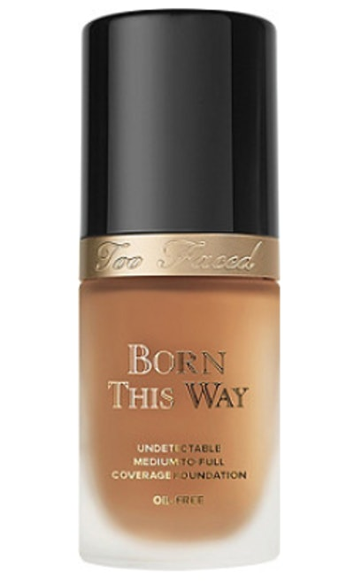 Born This Way Undetectable Medium-to-Full Coverage Foundation