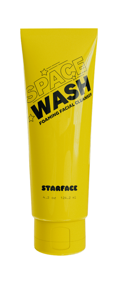 Space Wash Foaming Facial Cleanser