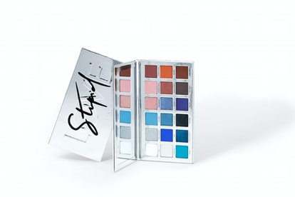 Haus Laboratories' Stupid Love Eyeshdaow Palette is a bold mix of colors