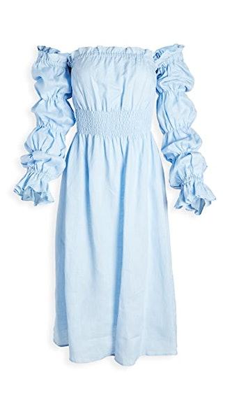 Michelin Linen Dress