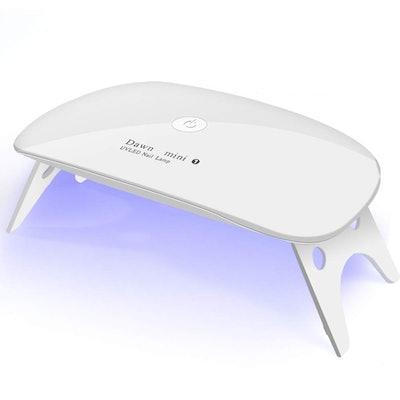 IMGOFU UV LED Mini Gel Nail Lamp